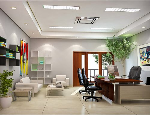 How important is your office layout to the business?