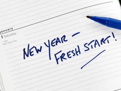 FIVE NEW YEAR'S RESOLUTIONS FOR YOUR OFFICE