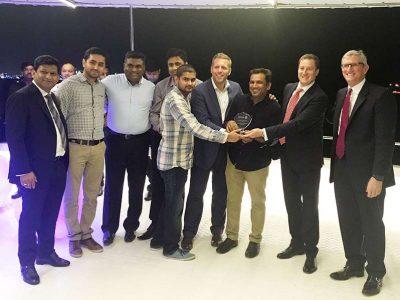 Award Winning Business Partnership