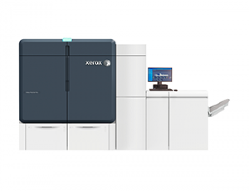 A revolutionary new Digital Press is here – the Xerox Iridesse!